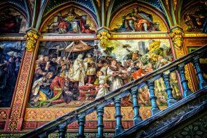 La peinture historique: une création artistique